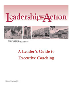 Leadership in Action: A Leader's Guide to Executive Coaching