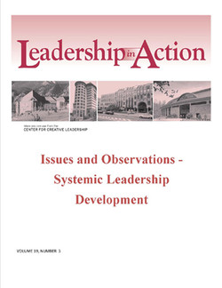 Leadership in Action: Issues and Observations - Systemic Leadership Development