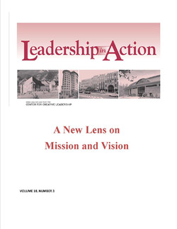 Leadership in Action: A New Lens on Mission and Vision