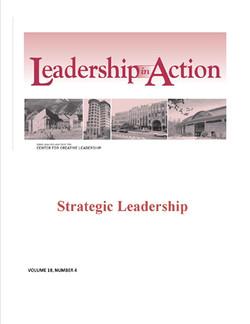 Leadership in Action: Strategic Leadership