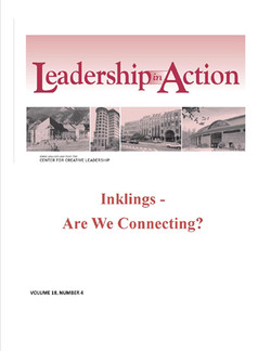 Leadership in Action: Inklings - Are We Connecting?