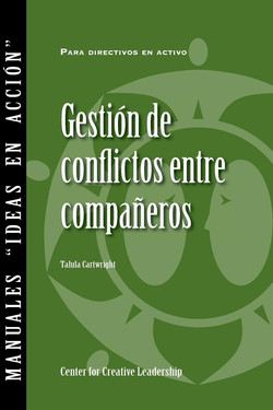 Managing Conflict with Peers (Spanish for Spain)