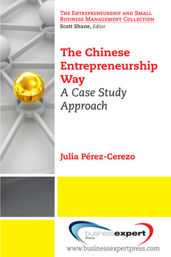 The Chinese Entrepreneurship Way