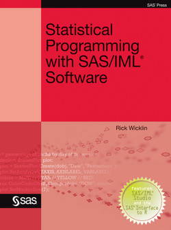 Statistical Programming with SAS/IML Software