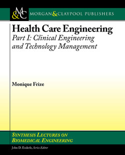 Health Care Engineering, Part I