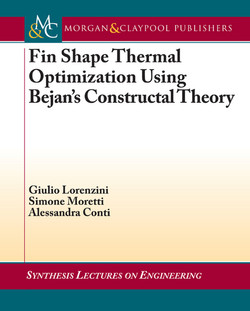 Fin-Shape Thermal Optimization Using Bejan's Constuctal Theory