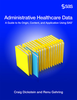 Administrative Healthcare Data