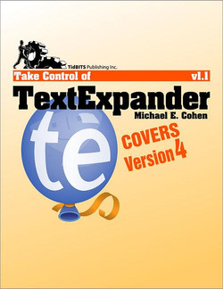 Take Control of TextExpander
