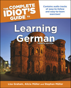 The Complete Idiot's Guide to Learning German, 4E