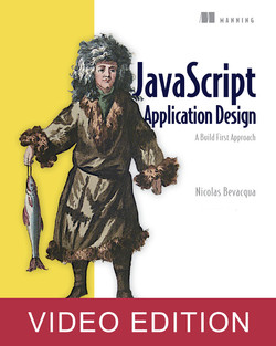 JavaScript Application Design Video Edition