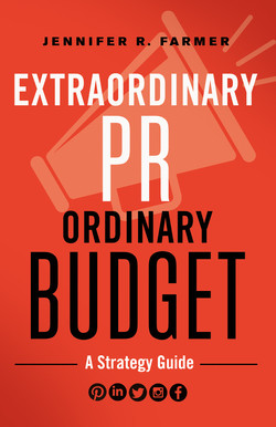 Extraordinary PR, Ordinary Budget
