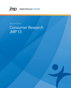 JMP 13 Consumer Research, Second Edition, 2nd Edition