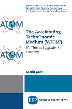 The Accelerating TechnOnomic Medium ('ATOM')