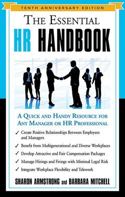 The Essential HR Handbook, 10th Anniversary Edition