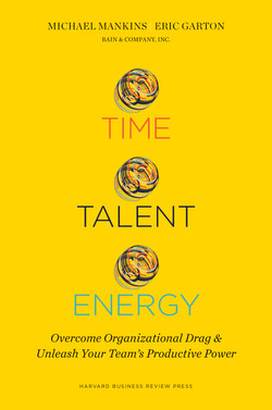 Time, Talent, Energy