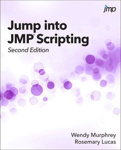 Jump into JMP Scripting, Second Edition, 2nd Edition