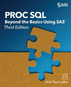PROC SQL, 3rd Edition