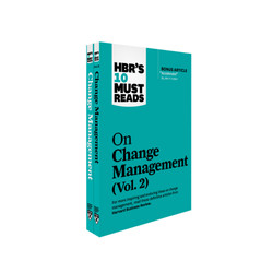 HBR's 10 Must Reads on Change Management 2-Volume Collection