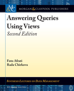 Answering Queries Using Views, 2nd Edition