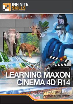 Learning Maxon Cinema 4D R14
