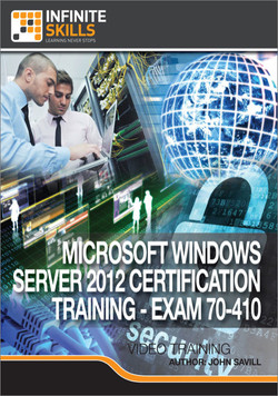 Microsoft Server 2012 - Exam 70-410