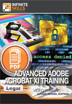 Advanced Adobe Acrobat XI