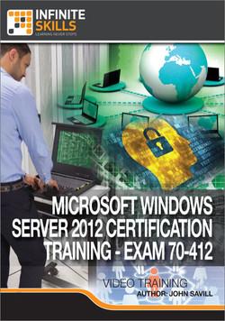 Microsoft Server 2012 Certification - Exam 70-412