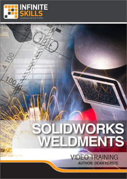 SolidWorks - Weldments