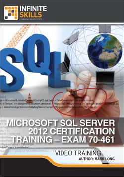 Microsoft SQL Server 2012 Certification - Exam 70-461
