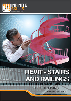 Revit - Stairs And Railings