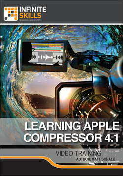 Learning Apple Compressor 4.1