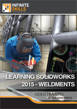 Learning SolidWorks 2015 - Weldments