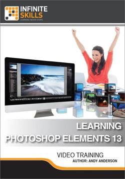 Learning Photoshop Elements 13