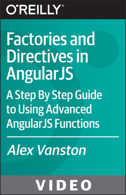 Factories and Directives in AngularJS