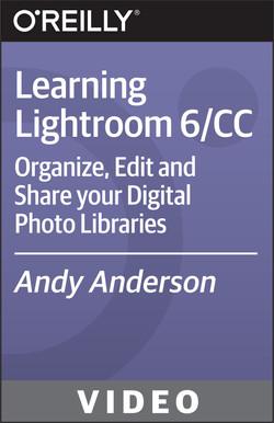 Learning Lightroom 6/CC