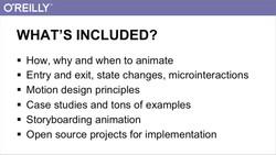UI Animation for Designers