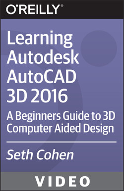 Learning Autodesk AutoCAD 3D 2016