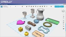 Learning Autodesk 123D Design