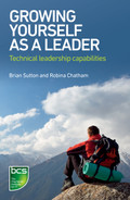 book cover: Growing Yourself as a Leader