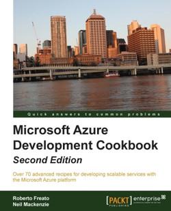 Microsoft Azure Development Cookbook Second Edition