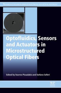 Optofluidics, Sensors and Actuators in Microstructured Optical Fibers