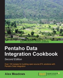Pentaho Data Integration Cookbook Second Edition