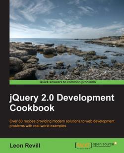 jQuery 2.0 Development Cookbook