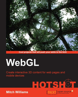 WebGL HOTSHOT