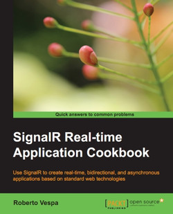 SignalR Real-time Application Cookbook