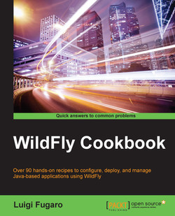 WildFly Cookbook
