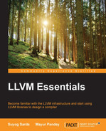 Cover of LLVM Essentials