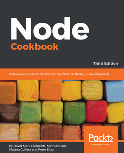 Node Cookbook - Third Edition