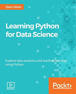 Learning Python for Data Science
