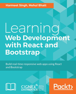 Learning Web Development with React and Bootstrap